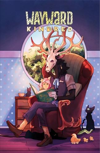 Wayward Kindred Cover - Kelly & Nichole Matthews